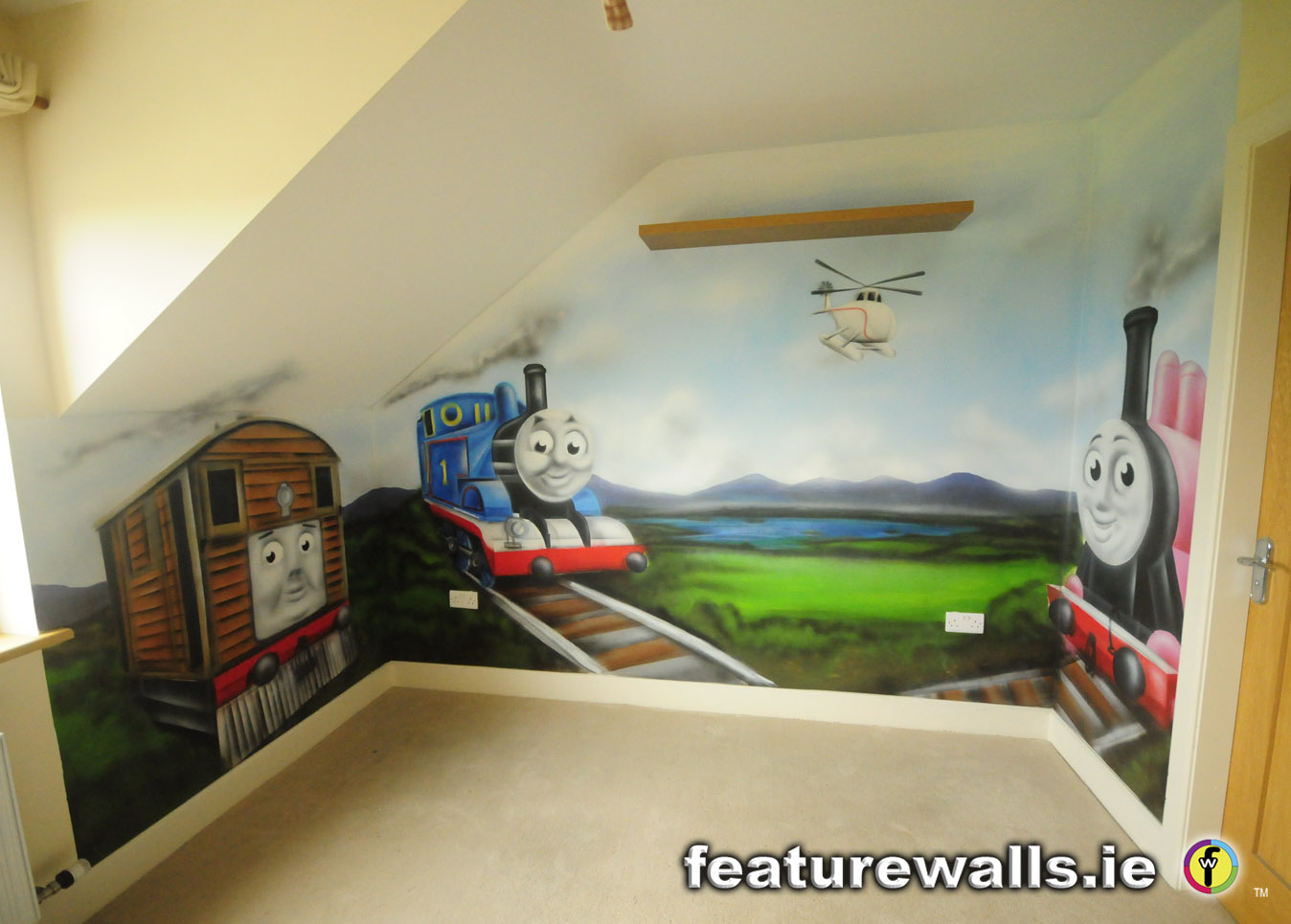 thomas the tank engine party supplies thomas the tank 50. Black Bedroom Furniture Sets. Home Design Ideas
