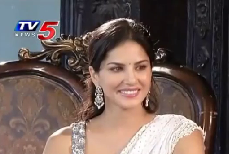 Sunny Leone's Exclusive Interview on Current Theega