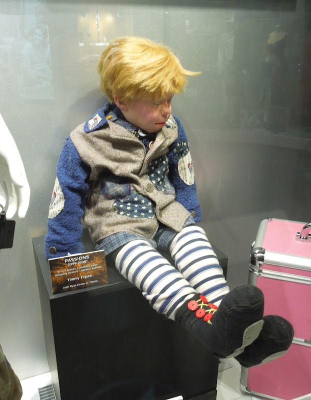 Timmy doll prop Passions