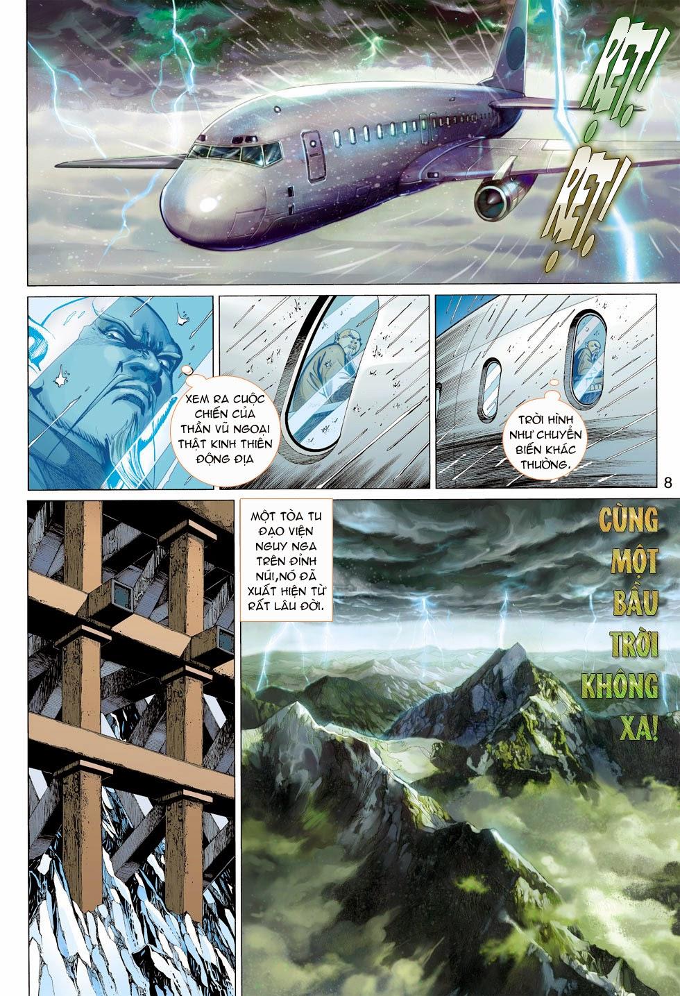 Thần Binh 4 chap 26 - Trang 9