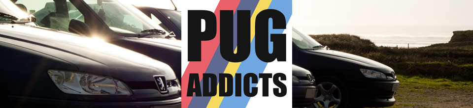 Pug Addicts - #1 Peugeot Blog & Article Resource