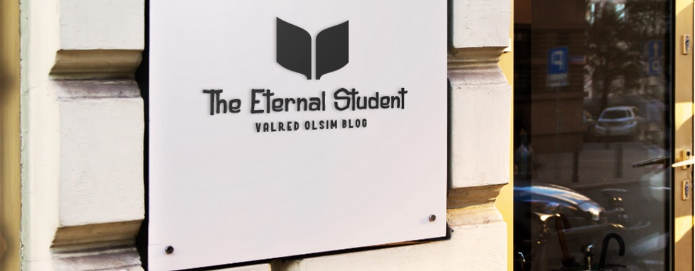 -The Eternal Student-