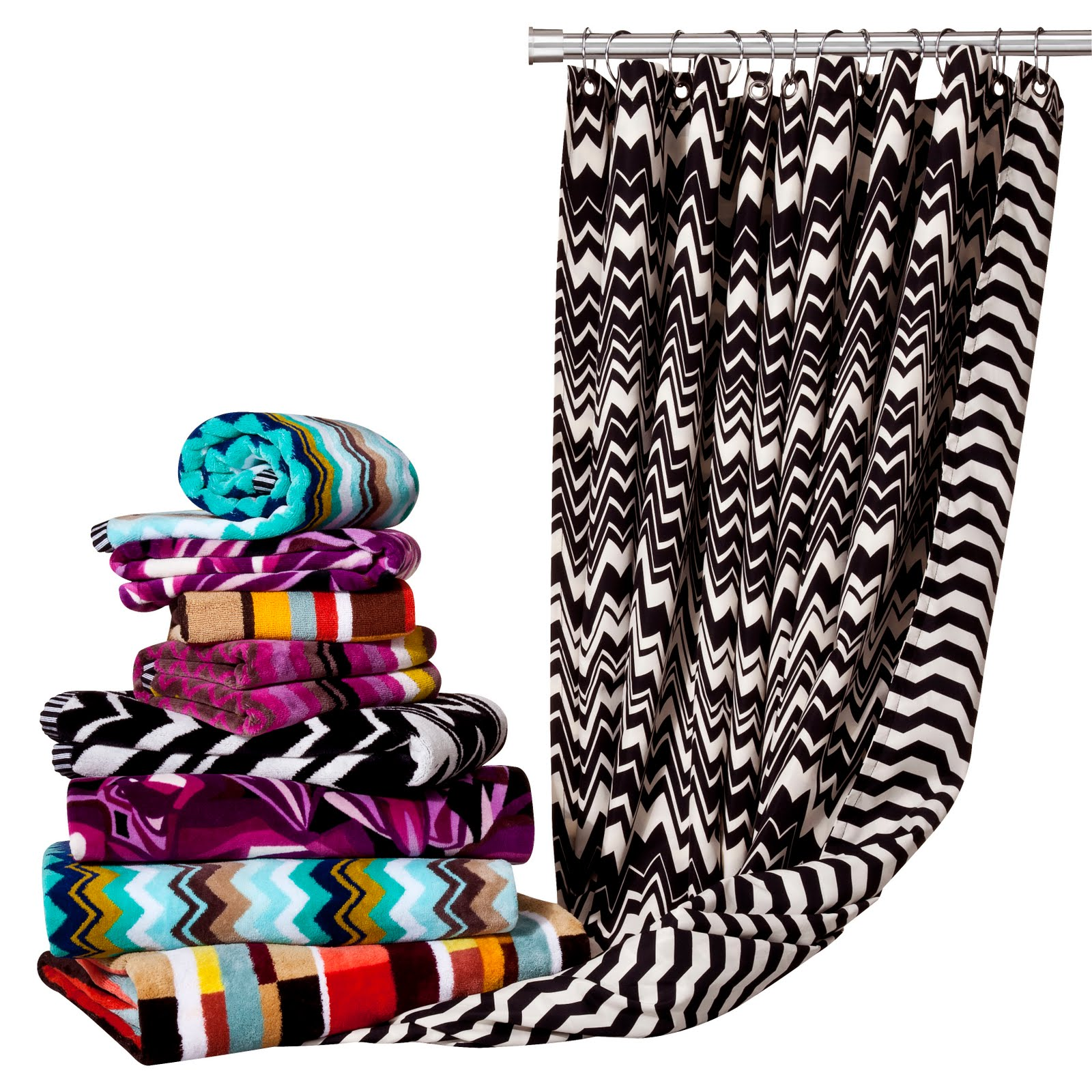 Mooning Over New Missoni: Printsource: Missoni For Target