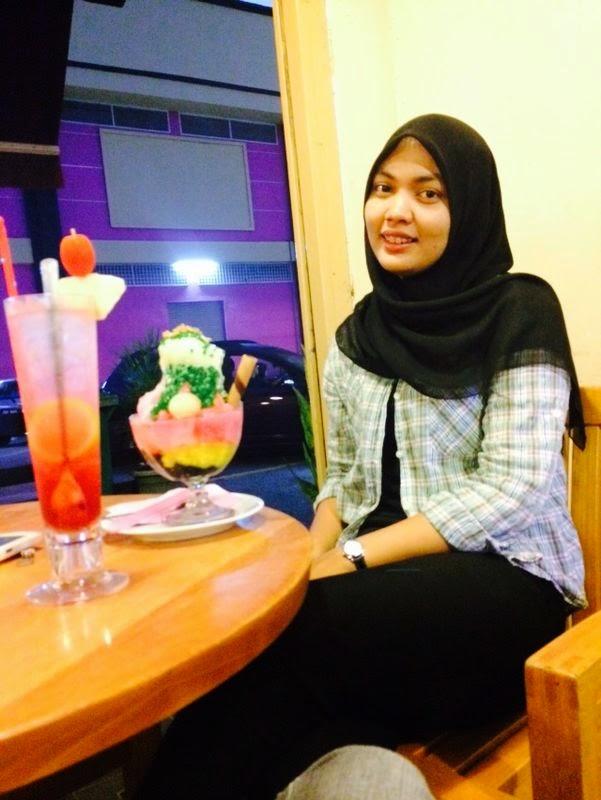 Hai, I'm Aisyah ;D