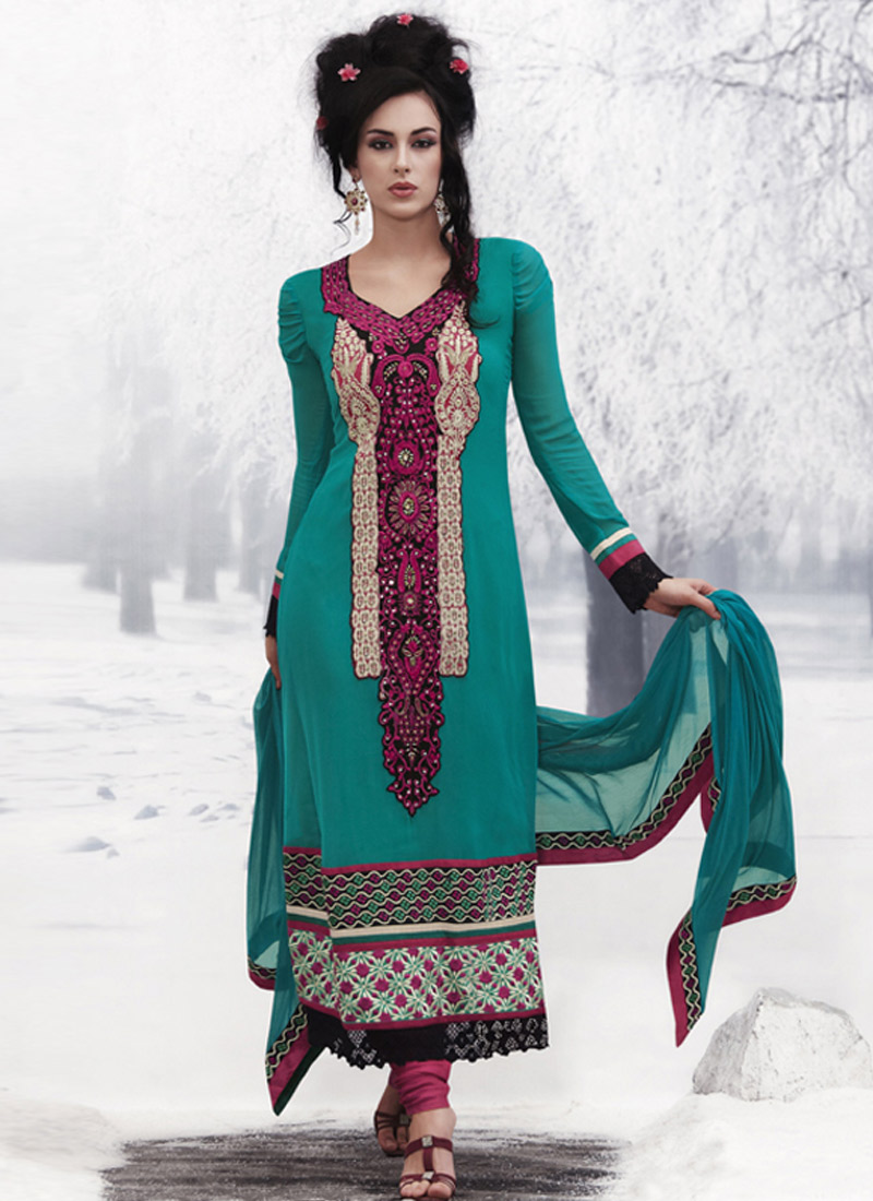 Pakistani Salwar Kameez Dresses by Indian Online Fashion Stores ...