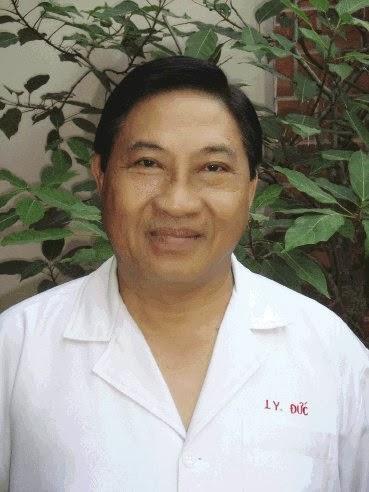 Lương Y Nguyễn Công Đức  Nguyên Giảng viên Đại học Y Dược TP. Hồ Chí Minh