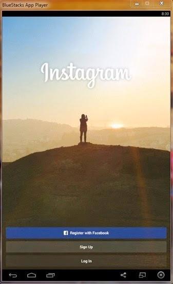 Cara Membuat Akun Instagram di Komputer