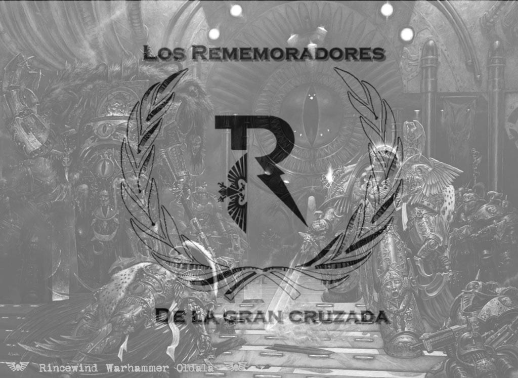 Los Rememoradores de la Gran Cruzada