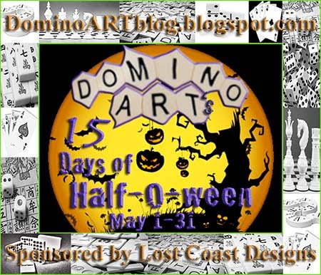Sign up NOW for 15 Days of Half-O-ween Sponsored by Lost Coast Designs! Still a few spots open!