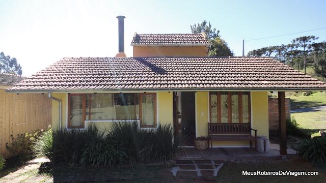 Chalé nº 07 - Serra Bela Hospedaria Rural - Urubici/SC