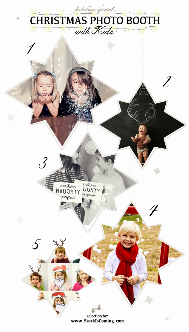 christmas photo booth ideas