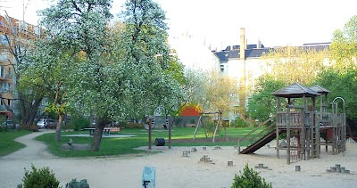 Expat Mummy In Berlin Playgrounds