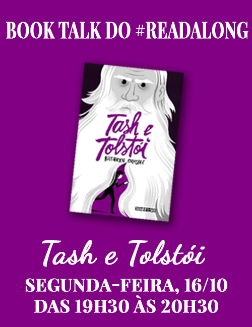 Book Talk Outubro