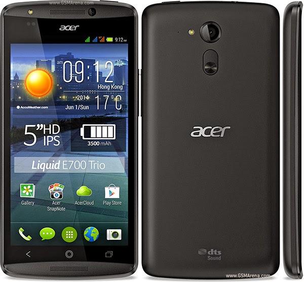 Harga Spesifikasi Acer Liquid E700