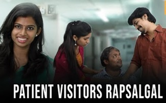 Patient Visitors Rapsalgal ft. IPL Team | Being Thamizhan