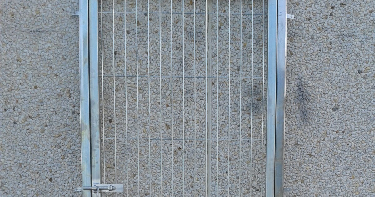 Vallas met licas puertas de paso for Puertas de paso metalicas