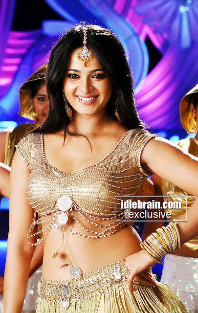 Hot Anushka Shetty Damarukam Movie photos