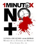 VIDEO COMPLETO DE #1MINUTOXNO+SANGRE