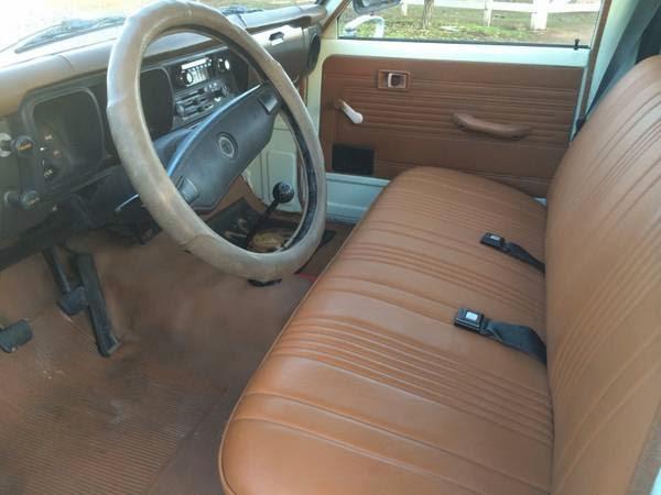 rare all original 1977 toyota hilux longbed pickup auto