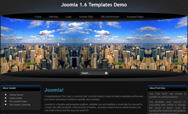 Joomla+1.6+layout+positions