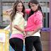 Adriana Lima e Alessandra Ambrosio fotos