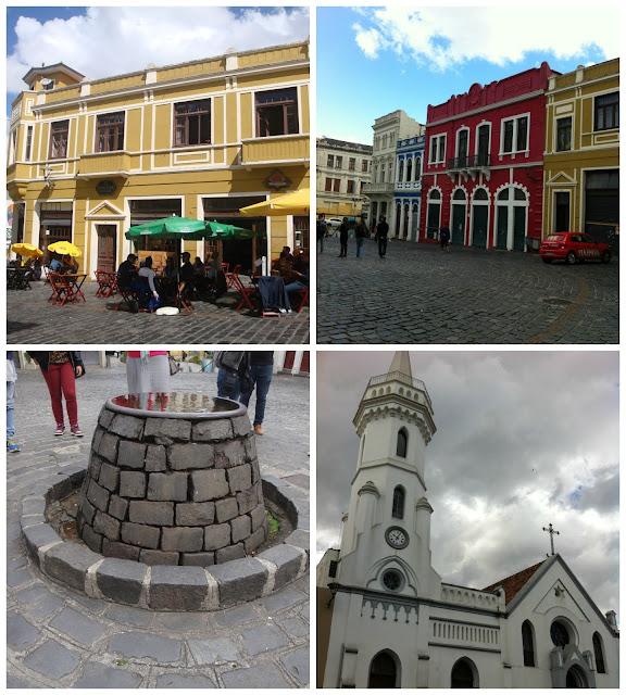 Walking Tour Curitiba