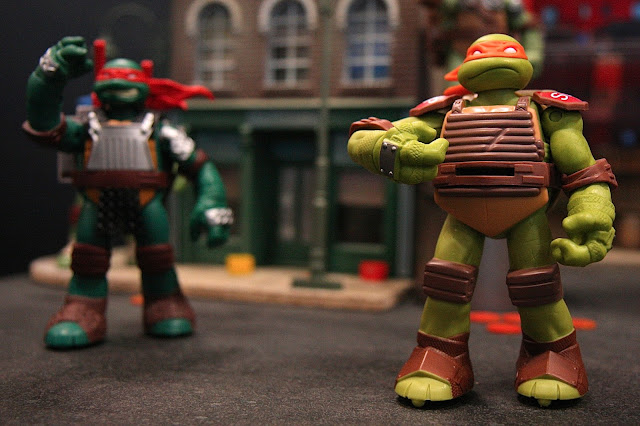 Teenage Mutant Ninja Turtles Toys 2013 : Toy fair teenage mutant ninja turtles return to the
