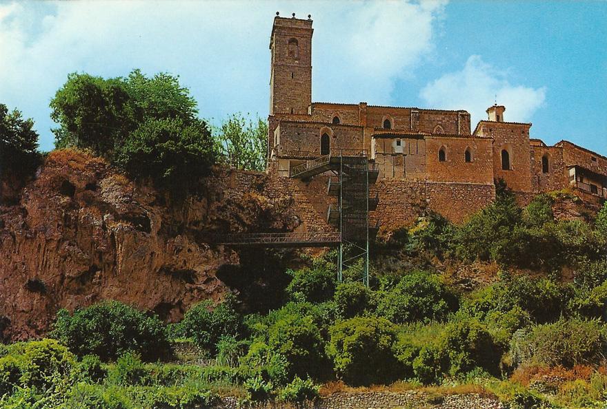 Gruta, santuario de Nuestra Señora de la Peña