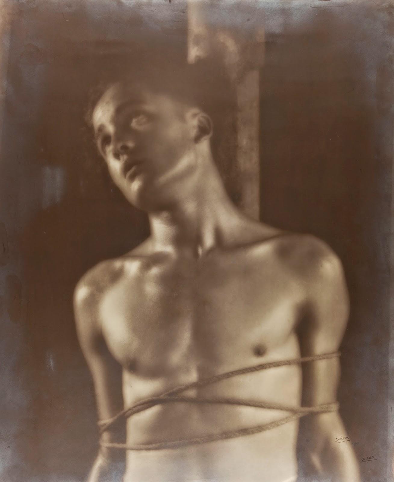 antoni arissa mnac bondage esclavo slave