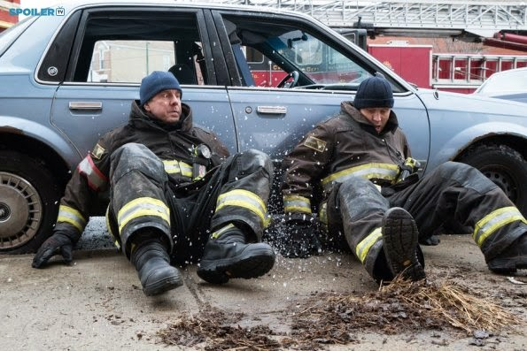Chicago Fire - Red Rag The Bull - Review