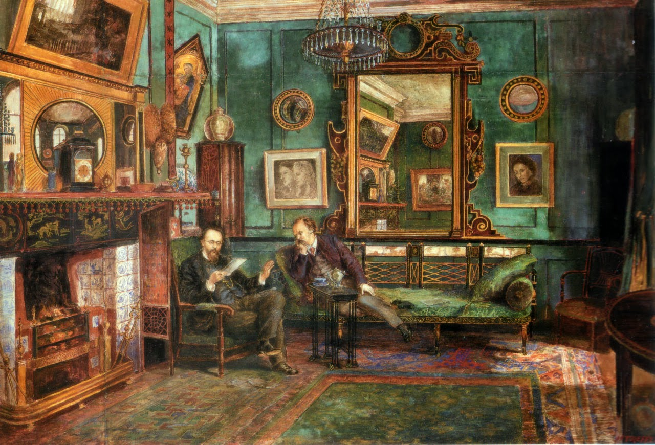 book review family secrets and some victorian art