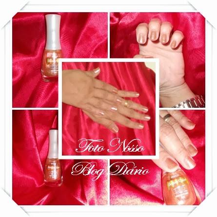 Esmalte LED Beauty Color Foto Nosso Blog Diário Dulcinéia de Sá