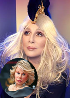 Cher; Joan Rivers