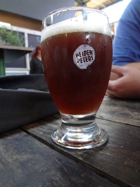 Berlin beer Heidenpeters brewery Germany