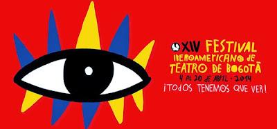 XIV Festival Iberoamericano de Teatro de Bogotá