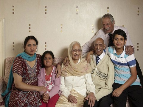 world's longest marriage Katari Chand and her husband Karam