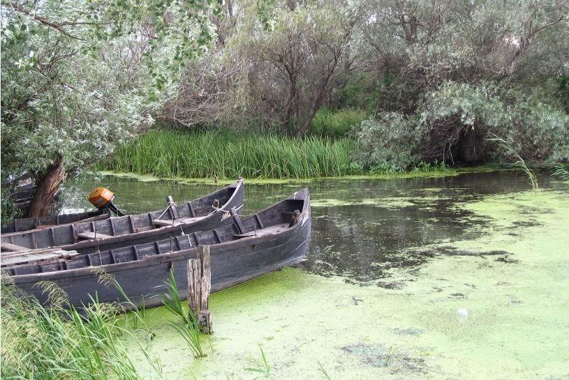 Prohibitia pescuitului în anul 2014 in Rezervatia Delta Dunarii