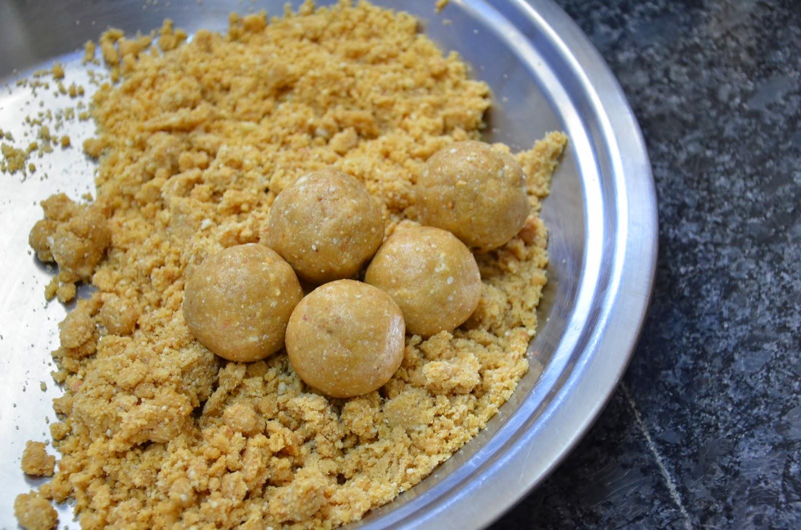 Sesame Seeds Ladoo recipe how to make