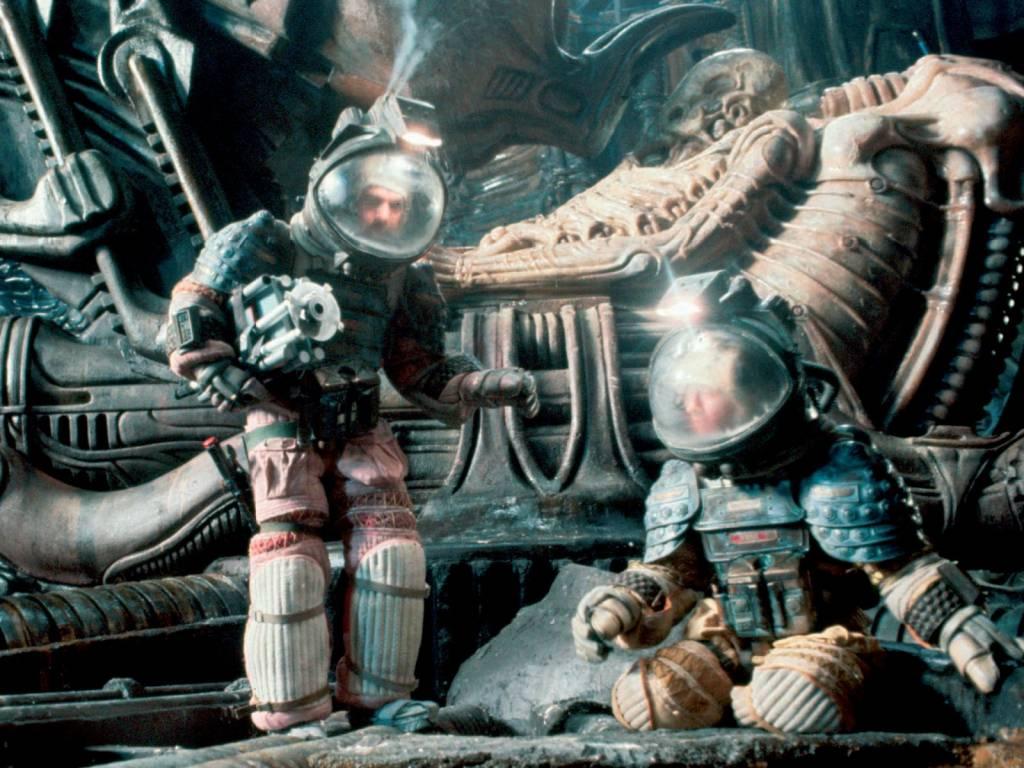 A Level Film Studies: Alien (1979) - Film Analysis