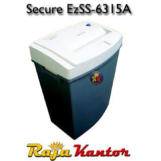 Mesin Penghancur Kertas Secure EzSS 6315 A