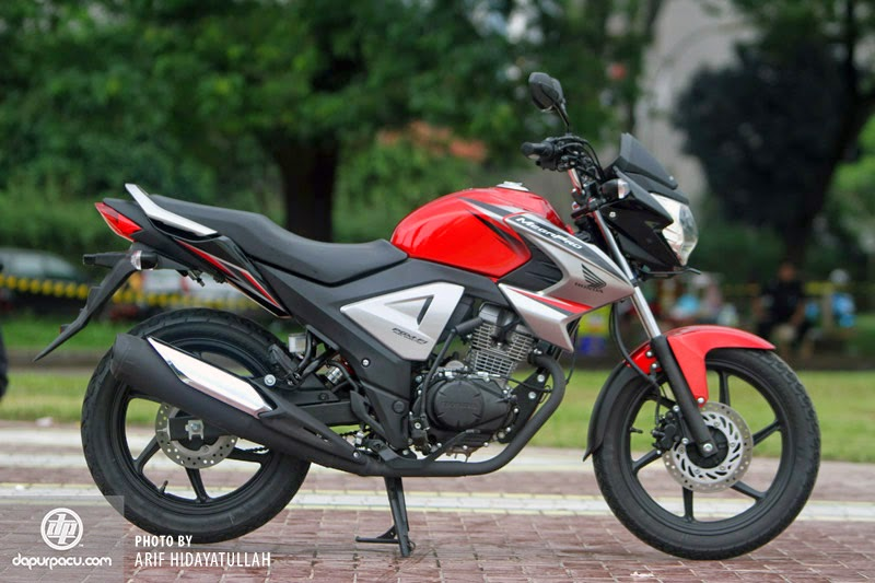 New Honda Megapro Fuel Injection 2014