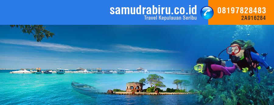 Travel Wisata Pulau Seribu, Pulau Bidadari, Pulau Pelangi, Pulau Putri, Pulau Ayer Murah