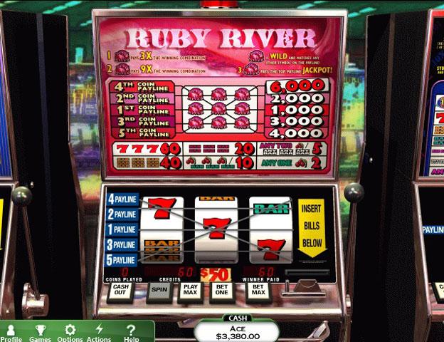 Hoyle Casino 2012 PC Screenshot