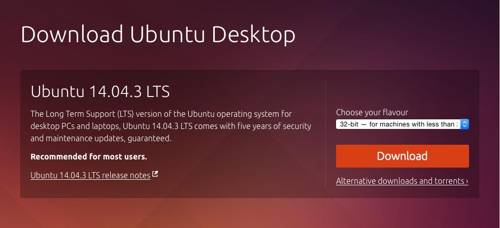 download ubuntu 32 bit iso file for virtualbox