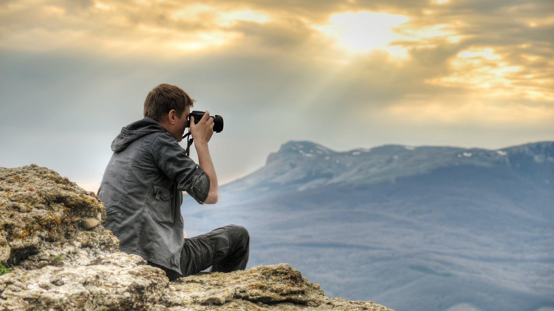 grey Dünyanın En Güzel İnsan Manzaraları