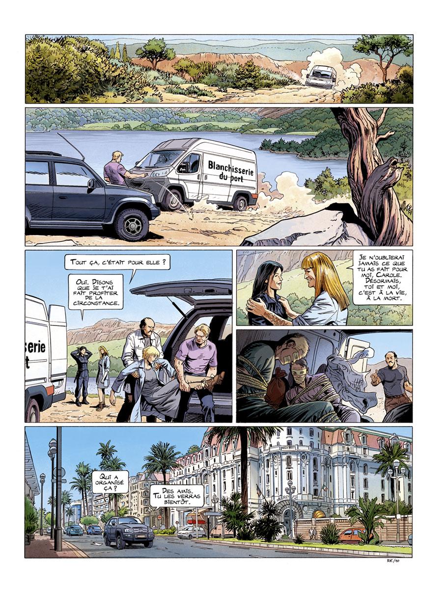 lady s t8 page 10 - Coloriste Bd