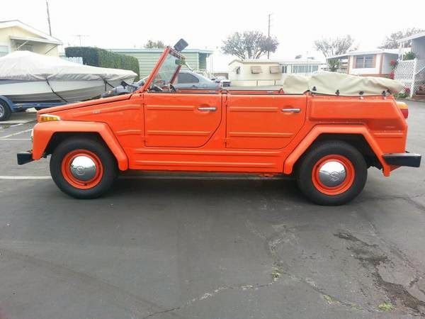 1974 VW Thing Type 181 for Sale - Buy Classic Volks
