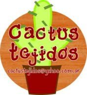 Cactus Tejidos al Crochet