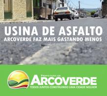 Visite o site da Prefeitura de Arcoverde