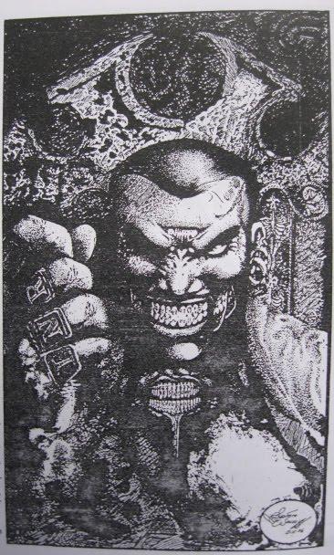 Ilustração do saudoso Isandro Souza